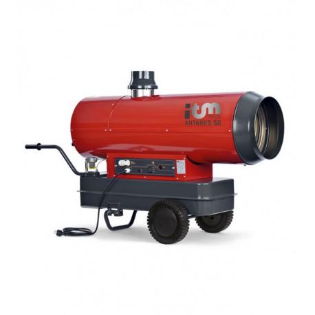 Generatore Aria Calda a Gasolio con Scambiatore